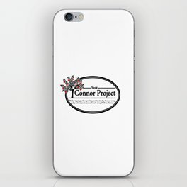 The Connor Project iPhone Skin
