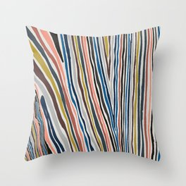 Contour 1 Throw Pillow