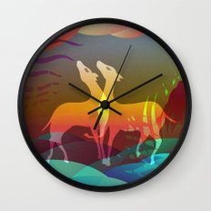 Space of Non-Duality Wall Clock