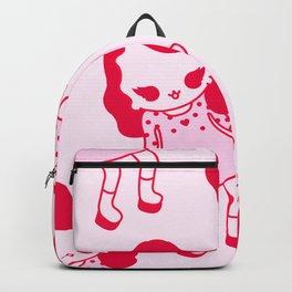 Kawaii pattern, kawaii character,cute pattern Backpack