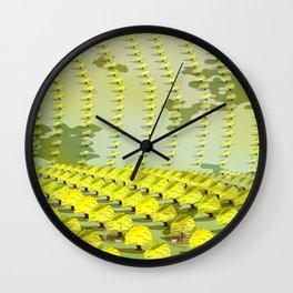 Olivares Wall Clock