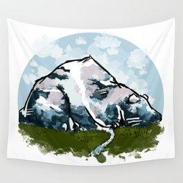 Bear Mountain Wall Tapestry