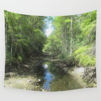 brand new Wall Tapestries featuring A Brand New Journey by Gwendalyn Abrams