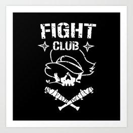 Mako Club Art Print