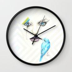 Silent Songs Wall Clock