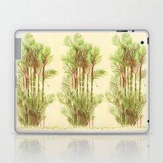 Palmier Rouge - Red Palmtree Laptop & iPad Skin