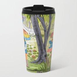 Rain Garden Travel Mug