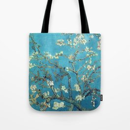 almond blossom van gogh Tote Bag
