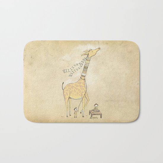 Good day for business Bath Mat