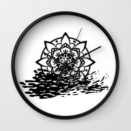 Mandala #society6 #decor #buyart #artprint Wall Clock