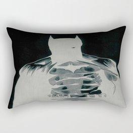 The Shadow Rectangular Pillow