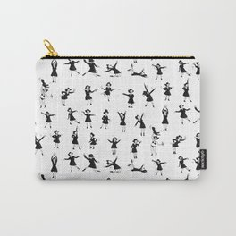 Dancers in my head Carry-All Pouch