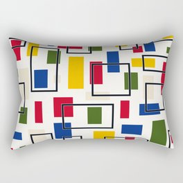 The Picasso Rectangular Pillow