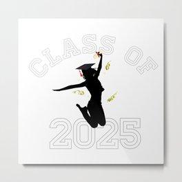 Graduation,senior  tshirt  Metal Print