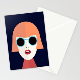 Lady Eccentrica Stationery Cards