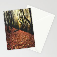 Autumn-Forest Stationery Cards