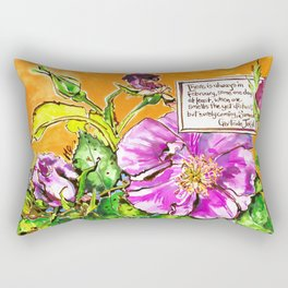 Promise of Summer Rectangular Pillow