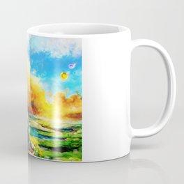 Nausicaa of the Valley of the Wind Coffee Mug