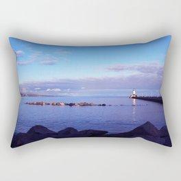 North Pier Rectangular Pillow