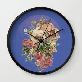 SUMMER IN YOUR SKIN 04 Wall Clock