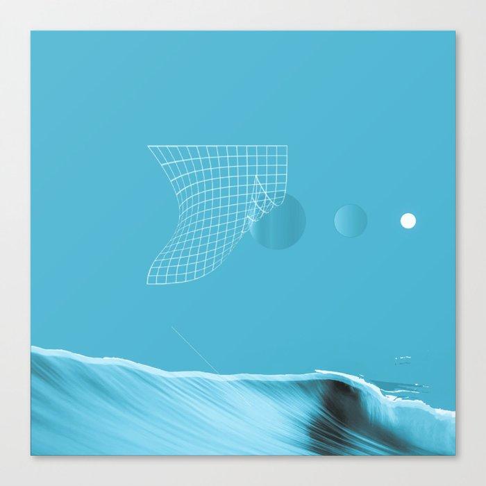 1:1 Canvas Print