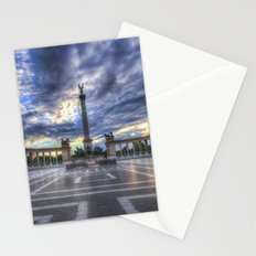 Heroes Square Budapest Stationery Cards