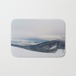 view from the top Bath Mat