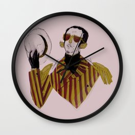 Kizaru Wall Clock
