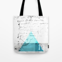 Abstract Geometry 4  Tote Bag