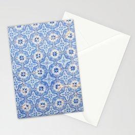 Lisbon tiles Stationery Cards