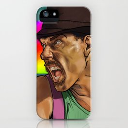 Fight Colours iPhone Case