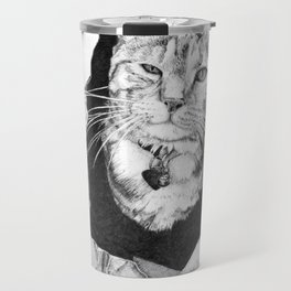 Cat in the Bag Travel Mug