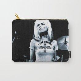 Art Print Poster  Canvas Debbie Harry Blondie New Wave Punk Singer. Carry-All Pouch