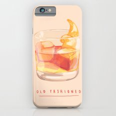 Old Fashioned Slim Case iPhone 6s