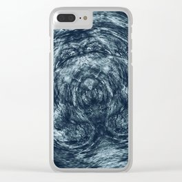 Hound of Emaciation Clear iPhone Case