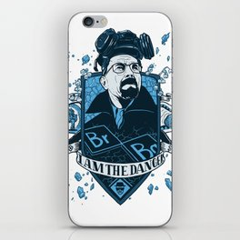 I am the Danger! iPhone Skin