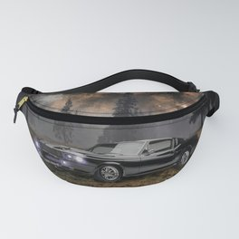 Mustang Fastback Pine Barrens Fanny Pack