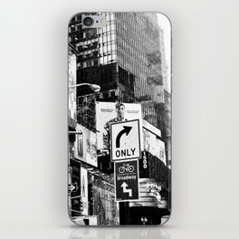 Times Square iPhone Skin