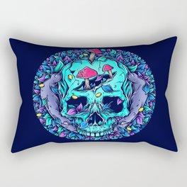 Mother Nature (ACID TRIP II) Rectangular Pillow