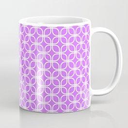 Trellis_Purple Coffee Mug