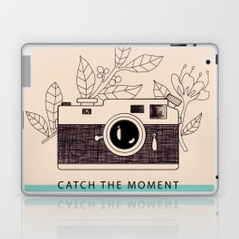 Catch the moment Laptop & iPad Skin