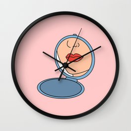 Lost & Found 3 Wall Clock