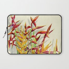 Heliconia Bouquet Laptop Sleeve