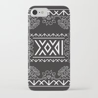 2ne1 iPhone & iPod Cases featuring 2NE1 - Roman Numeral Motif by Betwixt