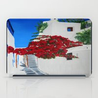 greece iPad Cases featuring Greece by maggs326