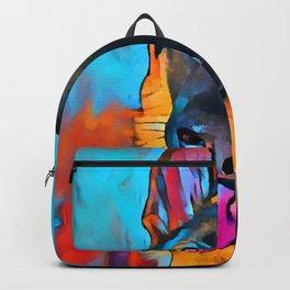 German Shepherd 10 Backpack