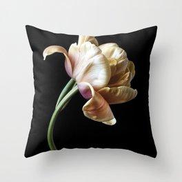 Tulipmania Throw Pillow