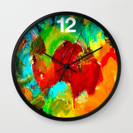 HEARTBEAT Wall Clock
