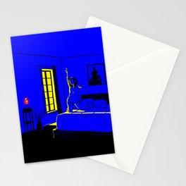 Sunday night Stationery Cards
