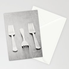 There's a fork in the road, but you never take it, always go the same way home... Stationery Cards